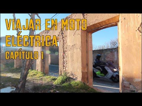 Vídeos de 'Viajar en moto eléctrica. De Madrid a Barcelona en BMW C- Evolution.'