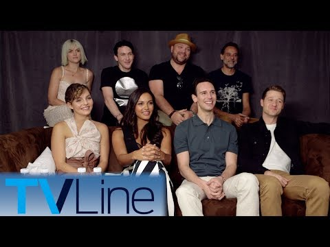 Gotham Season 4 Preview & Interview | Comic-Con 2017 | TVLine