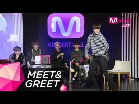 (eng Sub) Got7's Jinyoung Freestyles 'if' Choreography [meet&greet]
