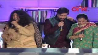 Atif Aslam ,Abida Parween, Runa Laila & Asha Bhosle Live - Lal Meri Pat -Sur-Kshetra