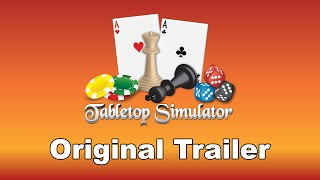 Видео Tabletop Simulator