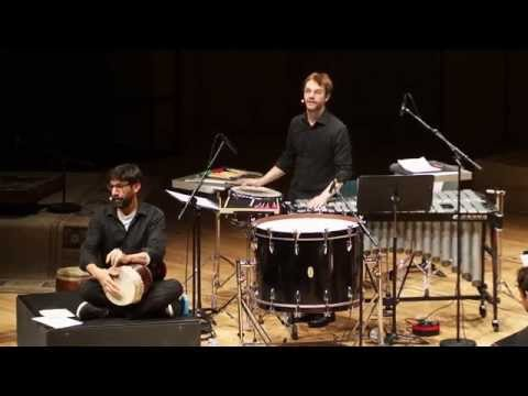 Au zarb, musiciens ! - Keyvan, Bijan Chemirani - Ensemble intercontemporain