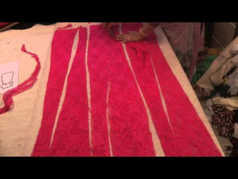 Perfect Blouse Making Tutorial Step by Step - Part 1 (Cutting)