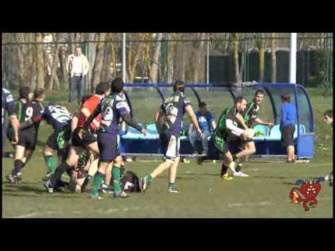 Iruña Rugby Club vs Arratiko Zekorrak