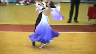 Dance Sports   AIG 2009   Viennese Waltz  Final   Racha Apai Pawatpong&Potimu Thitiyapa Thailand