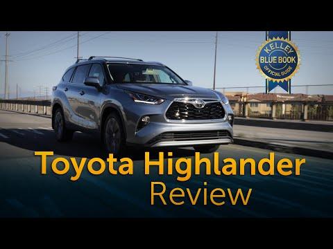 2020 Toyota Highlander   Review & Road Test