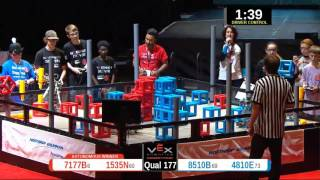 Richwood (KY) United States  city images : 2015 VRC-MS Oppo Q177 - (7177B 8510B) 65-Opportunity Div-VRC Middle School-VEX Worlds 2015