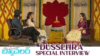 Most Eligible Bachelor Dussehra Special Interview   Akhil Akkineni, Pooja Hegde
