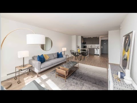 Tour a Lakeview East one-bedroom model at Wave Lakeview