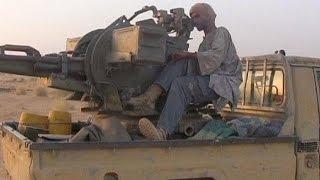 Mali'de barış için umut