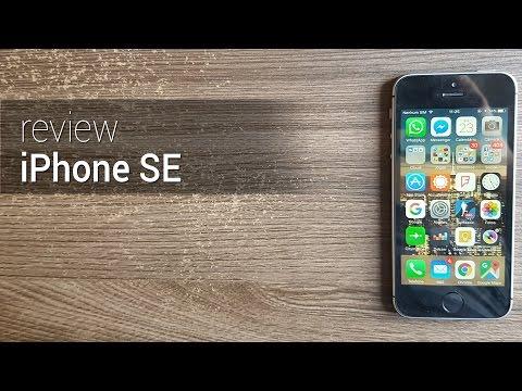 Análise: iPhone SE  Review do Tudocelular.com