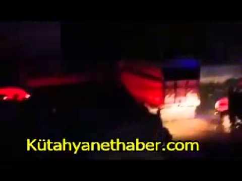 Kütahya'da Silahli  Saldırı