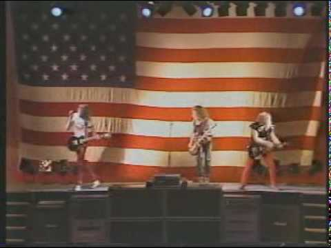 Night Ranger – (You Can Still) Rock In America