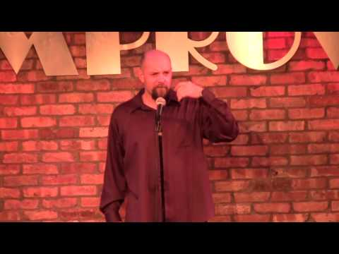 Comedian Bill Blank - Car trouble