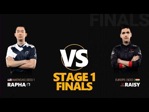 rapha vs RAISY - Quake Pro League - Stage 1 Finals - Day 3 - GRAND FINAL