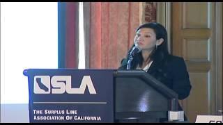 SLA Annual Meeting 2012 Joy Erven
