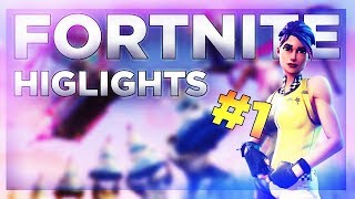 ✔ Fortnite Highlights #1