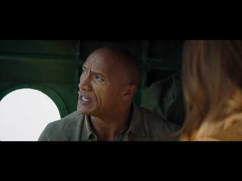 JUMANJI - THE NEXT LEVEL Official Trailer HD