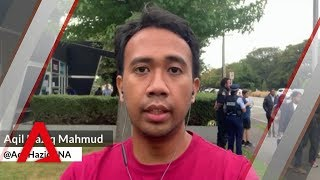 CNA reports from Christchurch on the aftermath of the mosque shootings