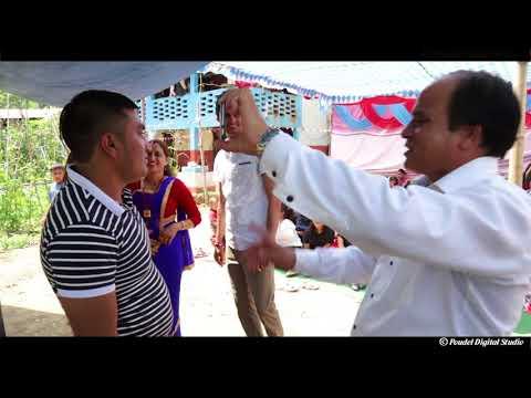 (हा हा.. बुढा बाजे र ठिटाको रमाइलो दोहोरि पन्चे बाजामा || Live Dohori at Panche Baja - Duration: 11 minutes.)