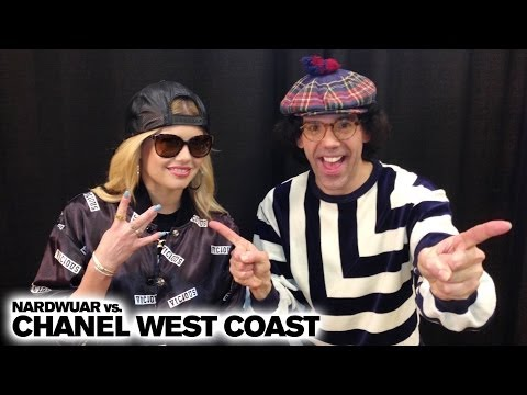 chanel west coast - Nardwuar interviews Chanel West Coast at SXSW 2014 in Austin, Texas! http://www.twitter.com/nardwuar Thanks to Tyler Williams & Jazz One for the Filming!