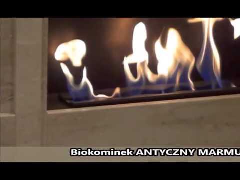 Biocamino Antichità in marmo - Camini Bioetanolo Classici