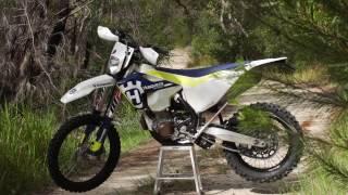 2. Project Bike: 2017 Husqvarna FE450