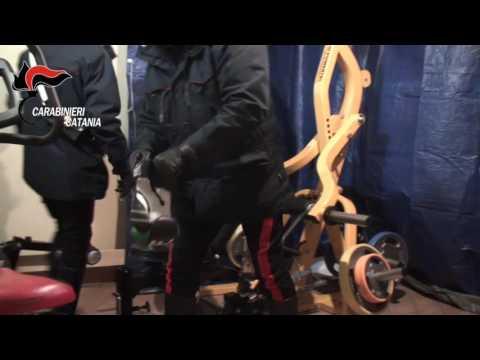 L'arresto di Nizza: il video dei carabinieri