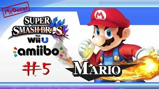 Mario amiibo Training – Super Smash Bros. amiibo  5