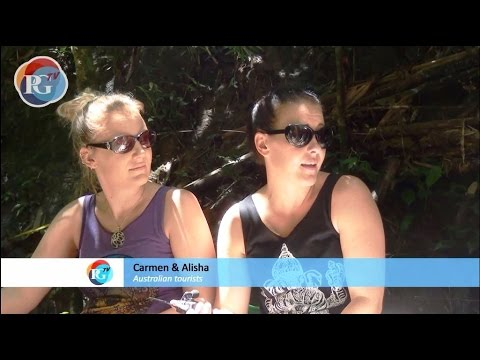 Tourists talk about Thailand's national park double-pricing system