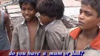 Gaya India  City new picture : Homeless Railway Children of Gaya Bihar India