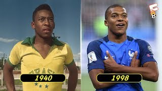 Video The Best Footballer Born In Every Year From 1939 - 2000 ⚽ Footchampion MP3, 3GP, MP4, WEBM, AVI, FLV Desember 2017