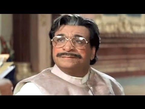 Kadar Khan, Govinda, Raja Babu - Comedy Scene 1/21