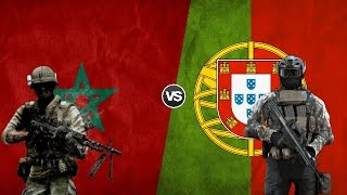 Morocco vs Portugal - Military Power Comparison 2017 Daily Media / New Channel Donate Daily Media ...