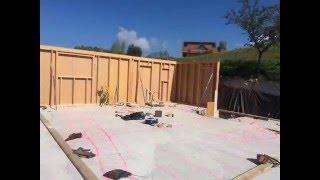 Les étapes de construction d'une maison ossature bois
