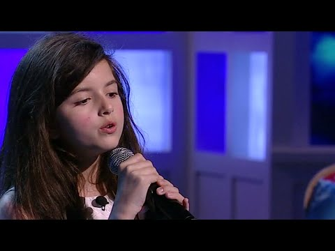 Jordan - Angelina's first broadcast performance in America, including a short interview. Official Facebook page https://www.facebook.com/angelinajordanofficial Official Twitter account https://twitter.com/...