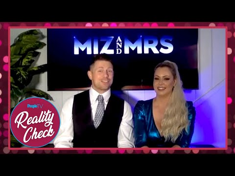 """Mike """"The Miz"""" Mizanin Talks About How He Avoided The 'Friend-Zone' With Wife Maryse   People"""
