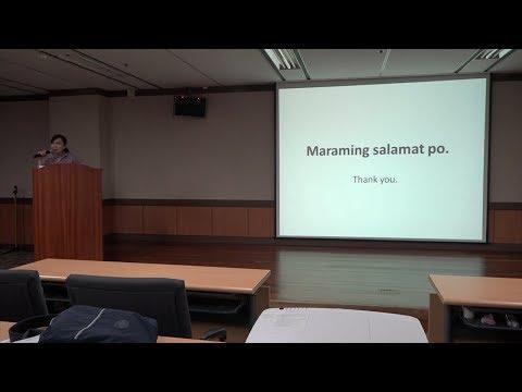 [25회] Josephine Cha의 필리핀문화 이야기
