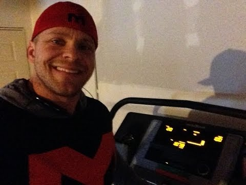 First Cardio Session 24 Hours Post Surgery   Repairing The Machine