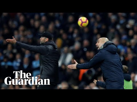 Manchester City 2-1 Liverpool: Jürgen Klopp And Pep Guardiola React