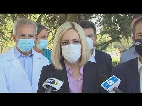 Φ. Γεννηματά: Ολοφάνερη η αποτυχία της κυβέρνησης στην πανδημία