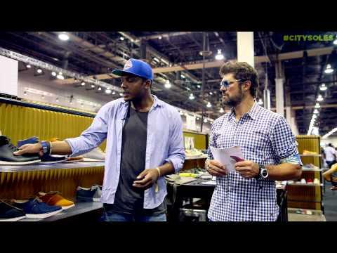 Ohw? | FN Platform 2014 | Footwear Designer Interview | City Soles TV