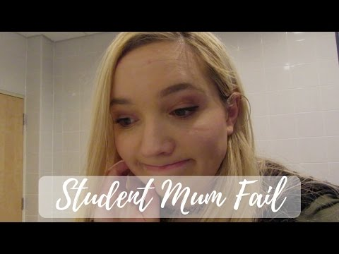 Day In The Life Of A Student Mum