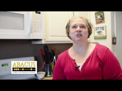 Abacus Plumbing Review – Laura W. – Houston, TX