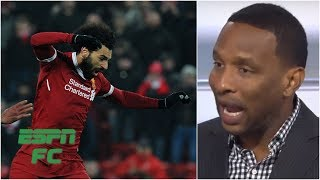 Heated debate over Mohamed Salah 'double-standard' | Premier League