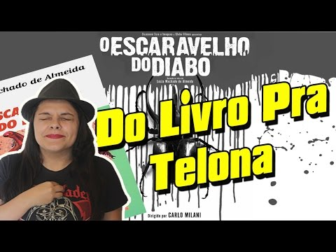 Do Livro pra Telona | Review FILME Escaravelho do Diabo