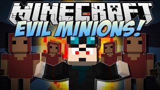 Minecraft | EVIL MINIONS! (Summon Them&Use Their Power!) | Mod Showcase [1.6.4]