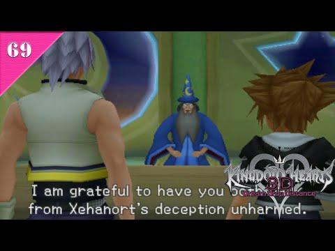 Kingdom Hearts 3D: Dream Drop Distance [69] - Ending & Credits