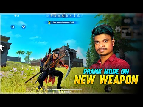 New Advance Server Weapons & Diamond Giveaways - Free Fire Tamil Live / pvs gaming