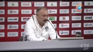 Игорь Криушенко поделился ожиданиями от матча со сборной Швеции